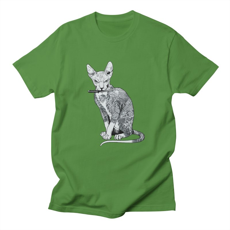 Gangster Women's Unisex T-Shirt by ES427's Artist Shop