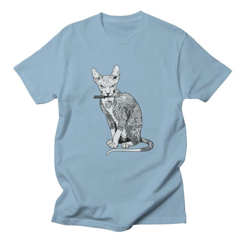 Gangster Men's Regular T-Shirt by ES427's Artist Shop