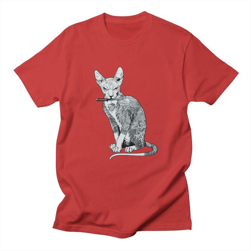 Gangster Women's Regular Unisex T-Shirt by ES427's Artist Shop