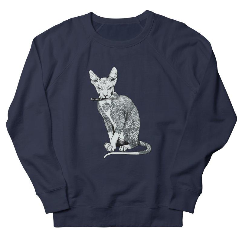 Gangster Women's French Terry Sweatshirt by ES427's Artist Shop