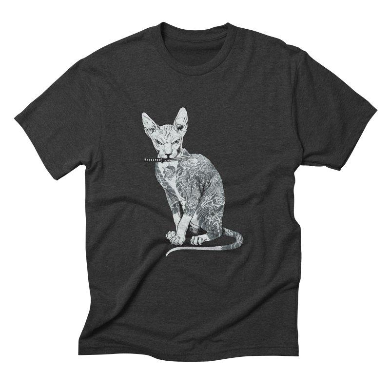 Gangster Men's Triblend T-Shirt by ES427's Artist Shop