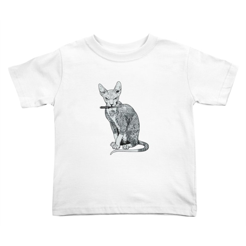 Gangster Kids Toddler T-Shirt by ES427's Artist Shop