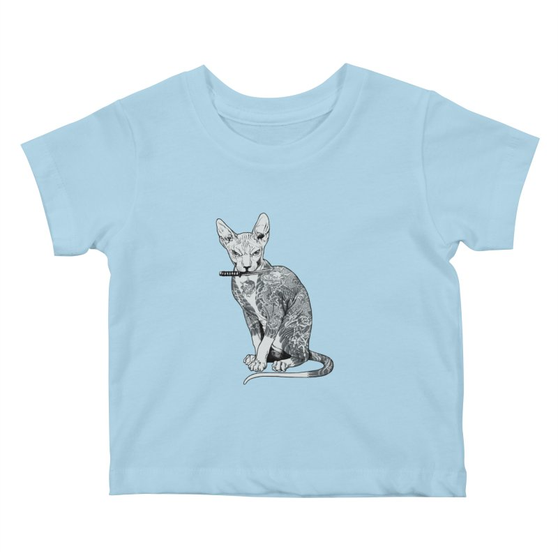 Gangster Kids Baby T-Shirt by ES427's Artist Shop