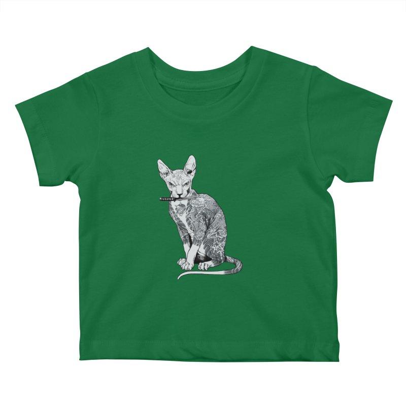 Gangster Kids Baby T-Shirt by ES427's Artist Shop
