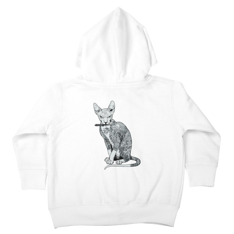 Gangster Kids Toddler Zip-Up Hoody by ES427's Artist Shop