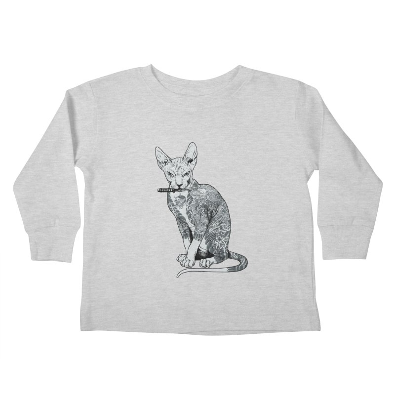 Gangster Kids Toddler Longsleeve T-Shirt by ES427's Artist Shop
