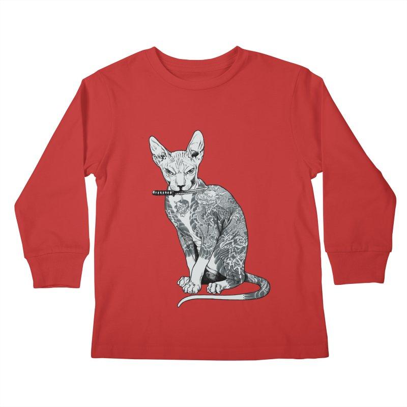 Gangster Kids Longsleeve T-Shirt by ES427's Artist Shop