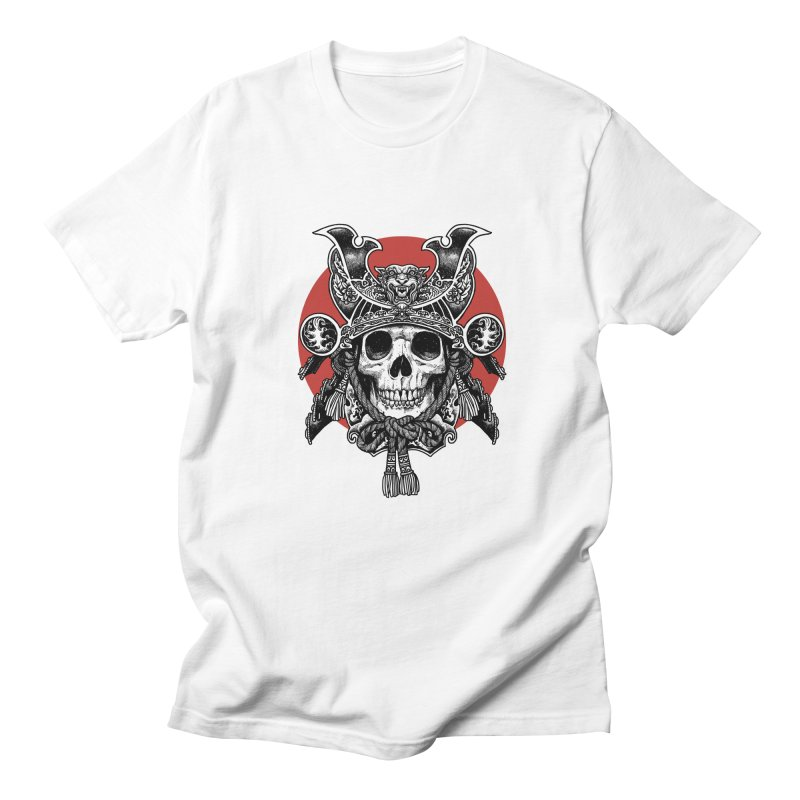 WARRIOR Women's Regular Unisex T-Shirt by ES427's Artist Shop