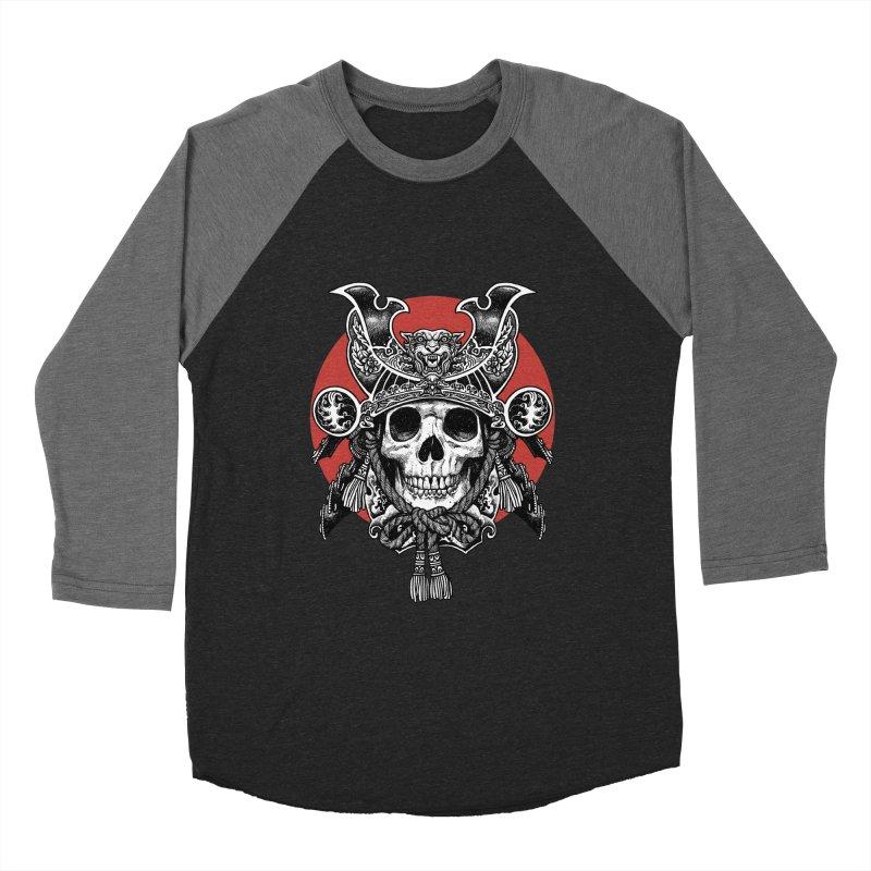 WARRIOR Women's Baseball Triblend Longsleeve T-Shirt by ES427's Artist Shop