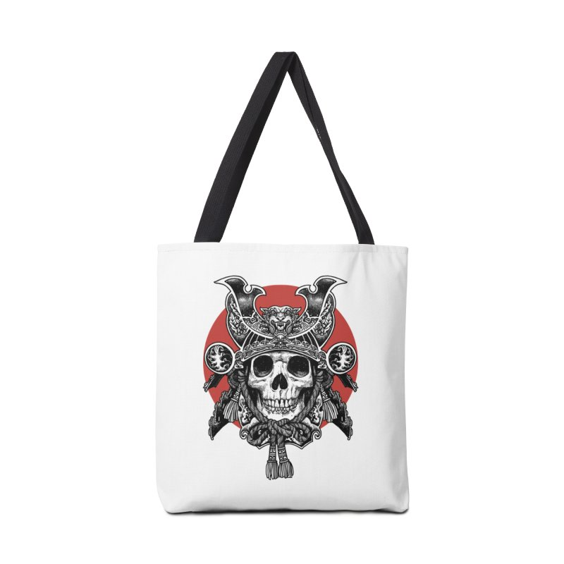 WARRIOR Accessories Tote Bag Bag by ES427's Artist Shop