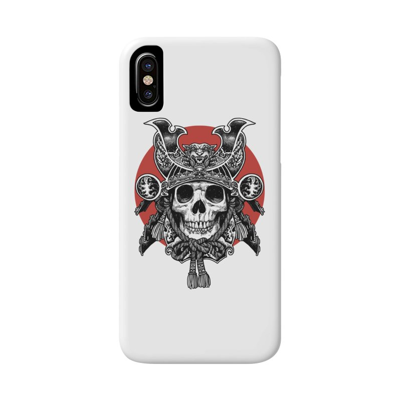 WARRIOR Accessories Phone Case by ES427's Artist Shop