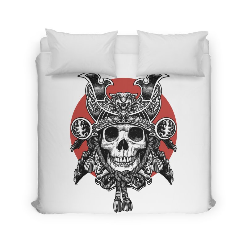 WARRIOR Home Duvet by ES427's Artist Shop
