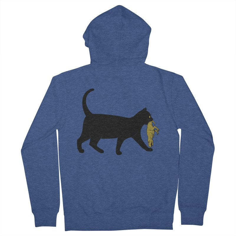 I Got Lunch Women's French Terry Zip-Up Hoody by ES427's Artist Shop