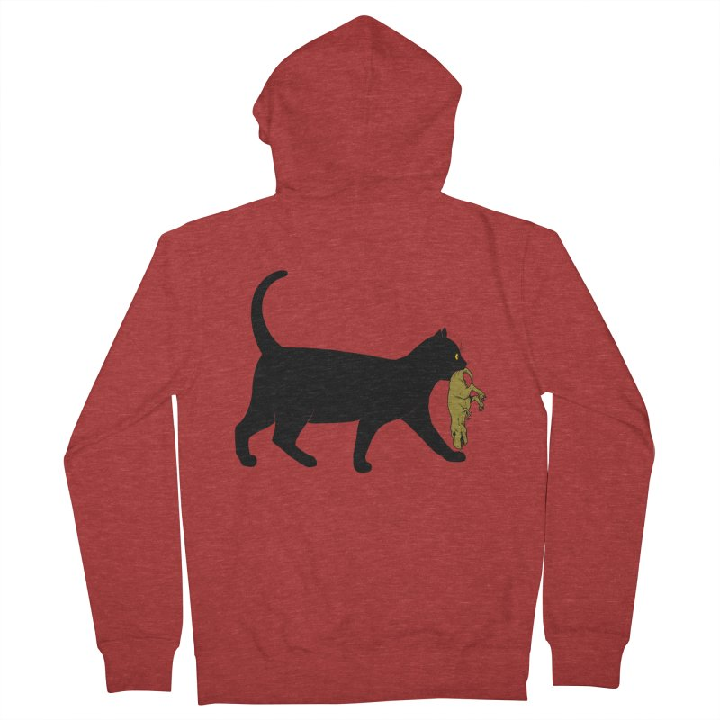 I Got Lunch Men's French Terry Zip-Up Hoody by ES427's Artist Shop
