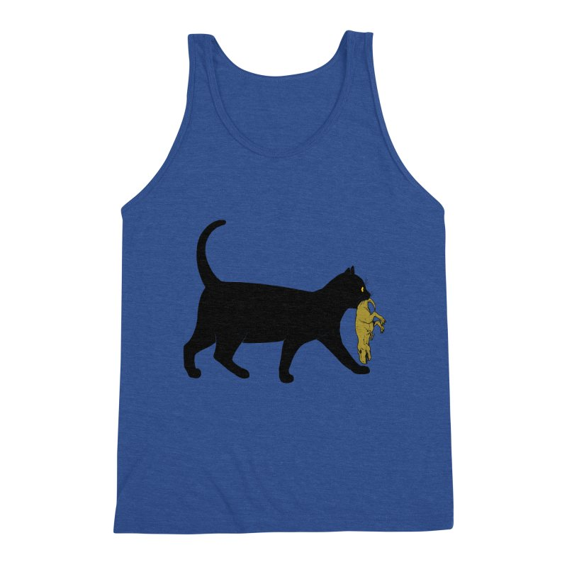 I Got Lunch Men's Triblend Tank by ES427's Artist Shop