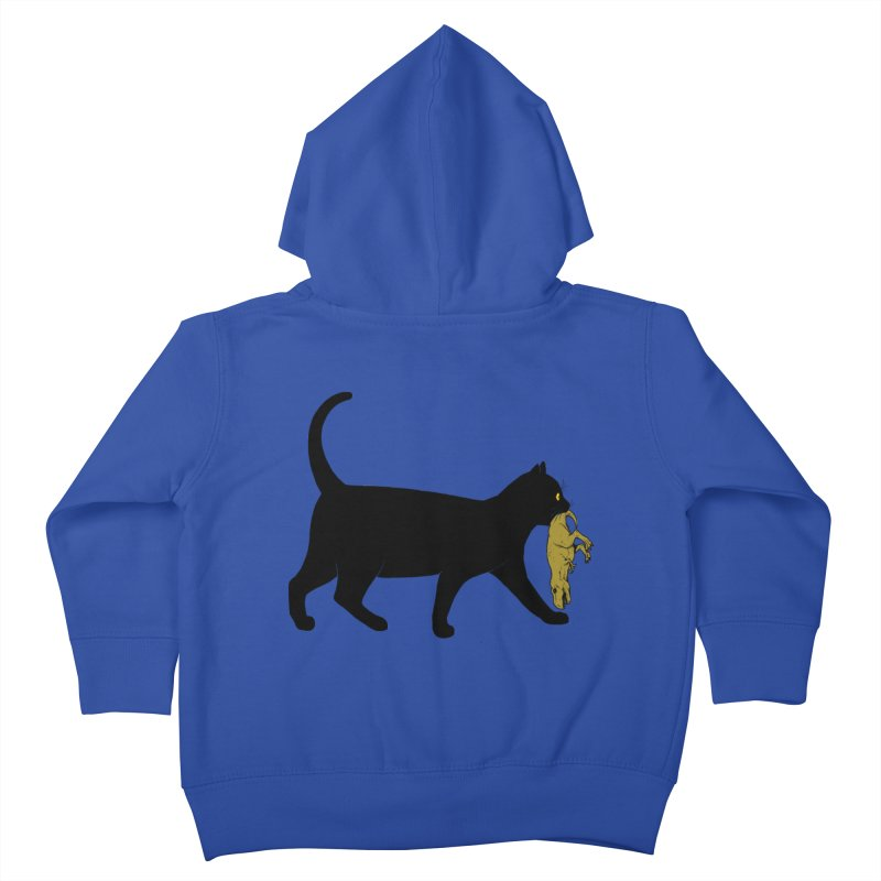 I Got Lunch Kids Toddler Zip-Up Hoody by ES427's Artist Shop