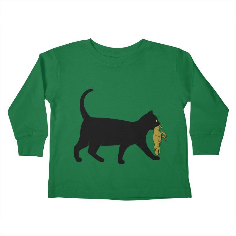 I Got Lunch Kids Toddler Longsleeve T-Shirt by ES427's Artist Shop