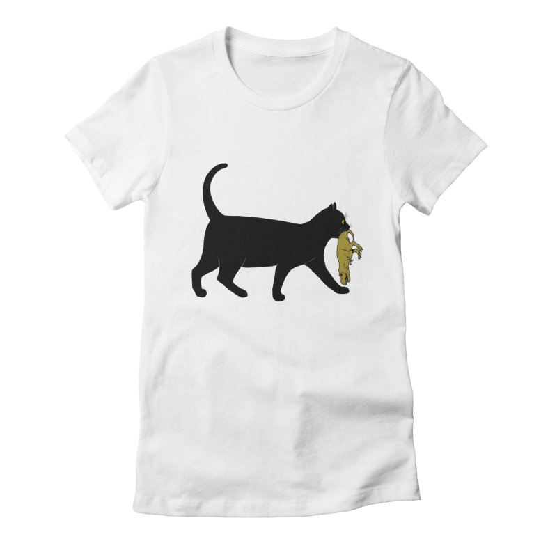 I Got Lunch Women's Fitted T-Shirt by ES427's Artist Shop