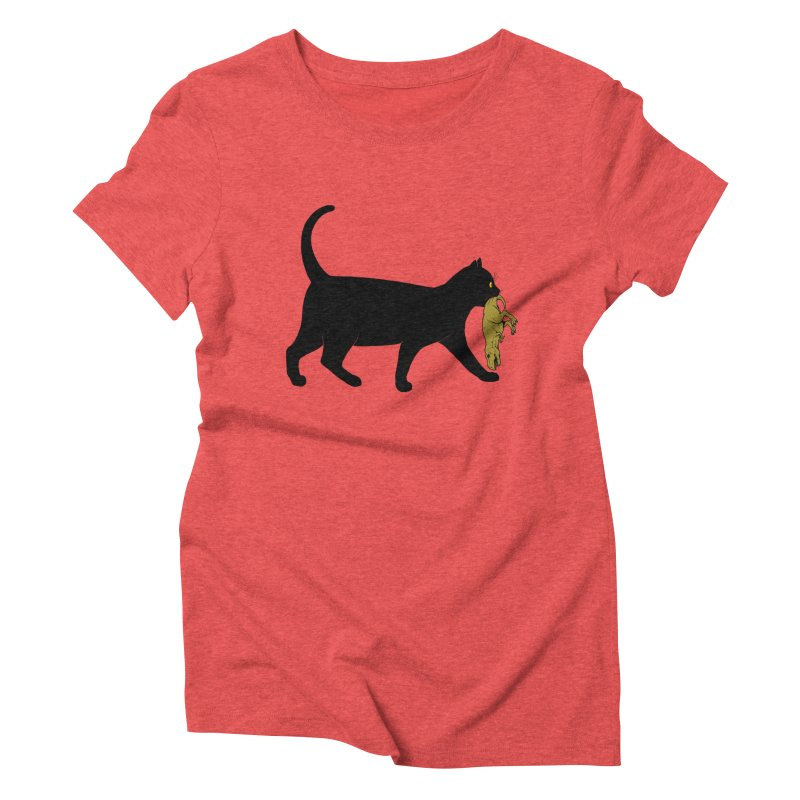 I Got Lunch Women's Triblend T-Shirt by ES427's Artist Shop