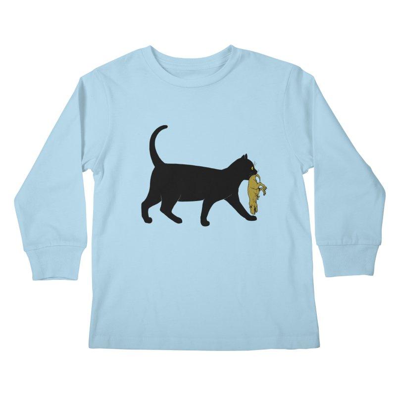 I Got Lunch Kids Longsleeve T-Shirt by ES427's Artist Shop
