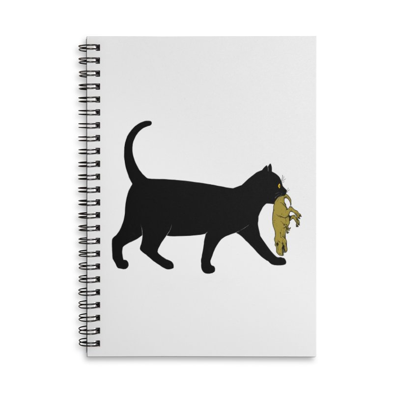 I Got Lunch Accessories Lined Spiral Notebook by ES427's Artist Shop