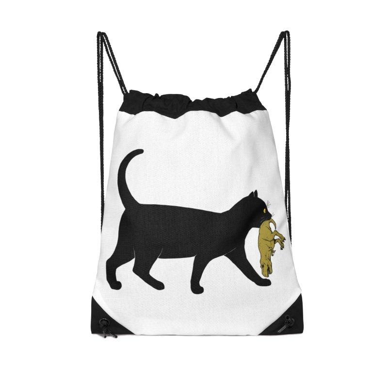 I Got Lunch Accessories Drawstring Bag Bag by ES427's Artist Shop