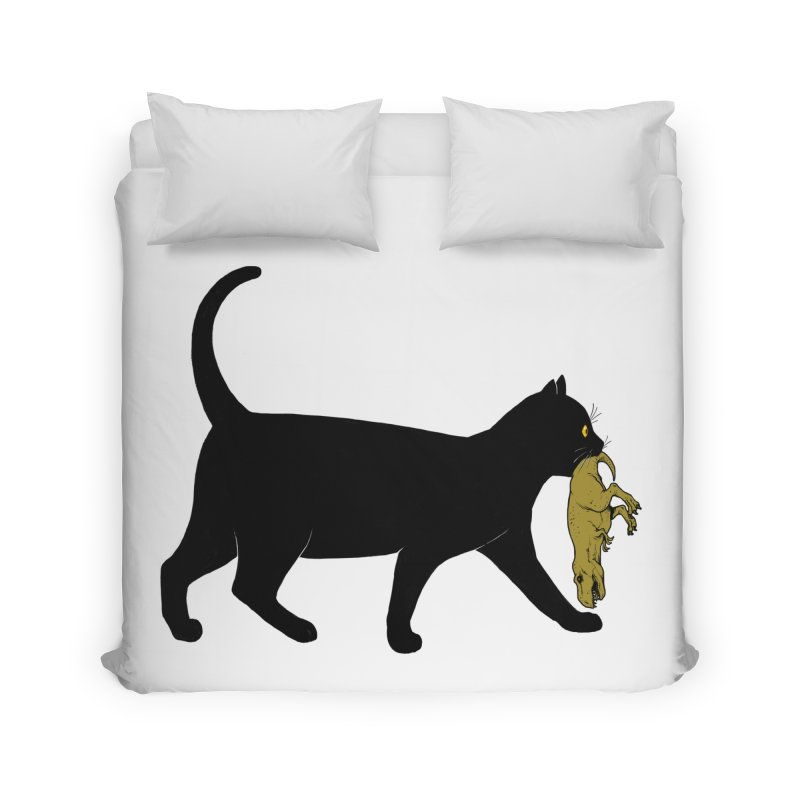 I Got Lunch Home Duvet by ES427's Artist Shop