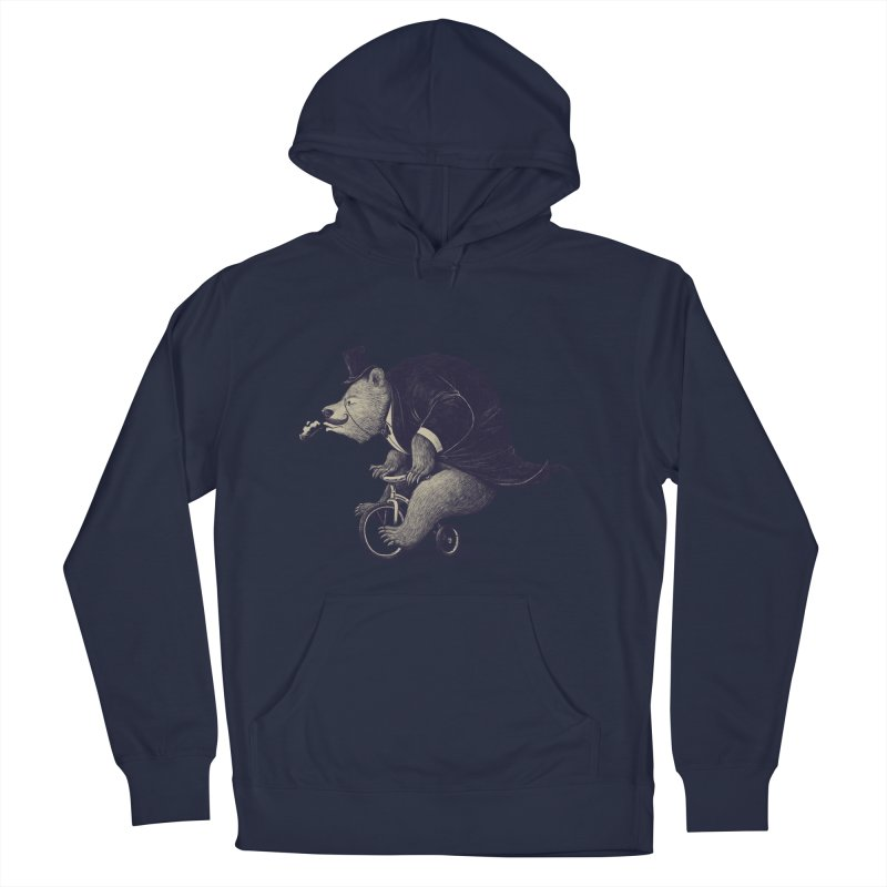 Mr.Bear Men's Pullover Hoody by ES427's Artist Shop