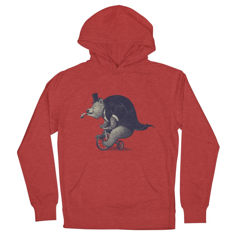 Mr.Bear Women's French Terry Pullover Hoody by ES427's Artist Shop