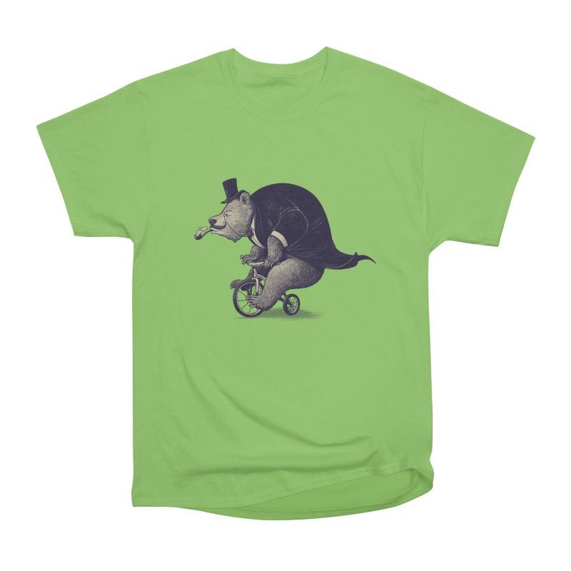 Mr.Bear Men's Heavyweight T-Shirt by ES427's Artist Shop