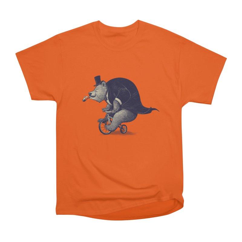 Mr.Bear Women's Heavyweight Unisex T-Shirt by ES427's Artist Shop