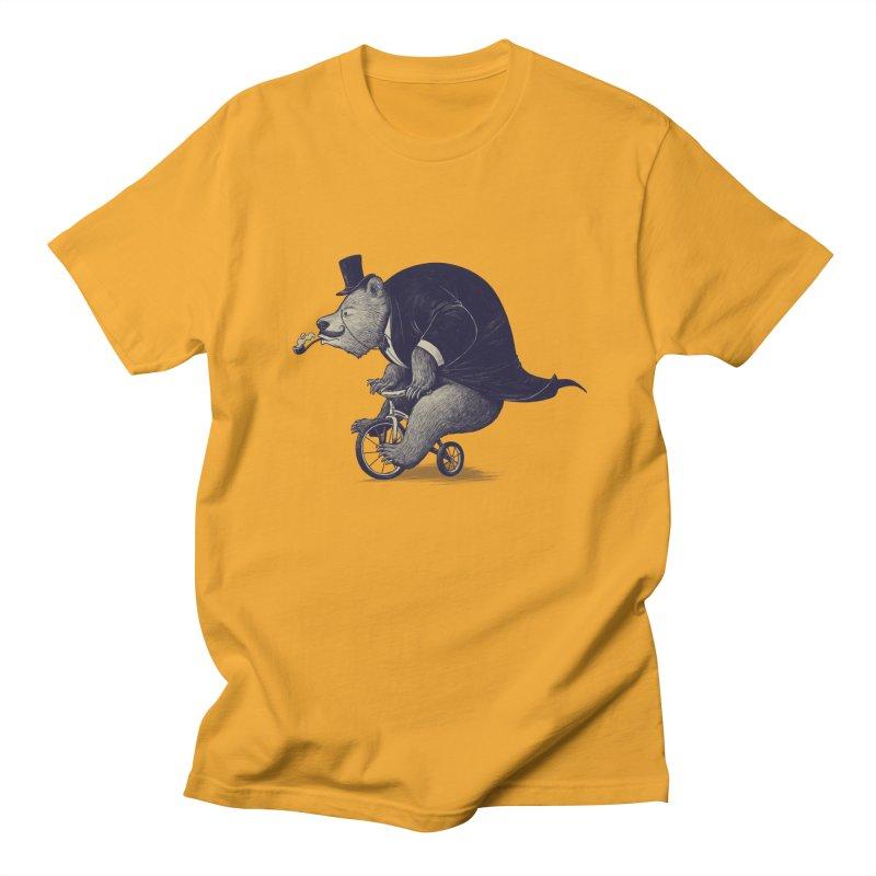 Mr.Bear Women's Regular Unisex T-Shirt by ES427's Artist Shop