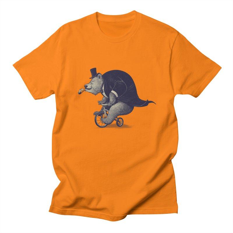 Mr.Bear Men's Regular T-Shirt by ES427's Artist Shop