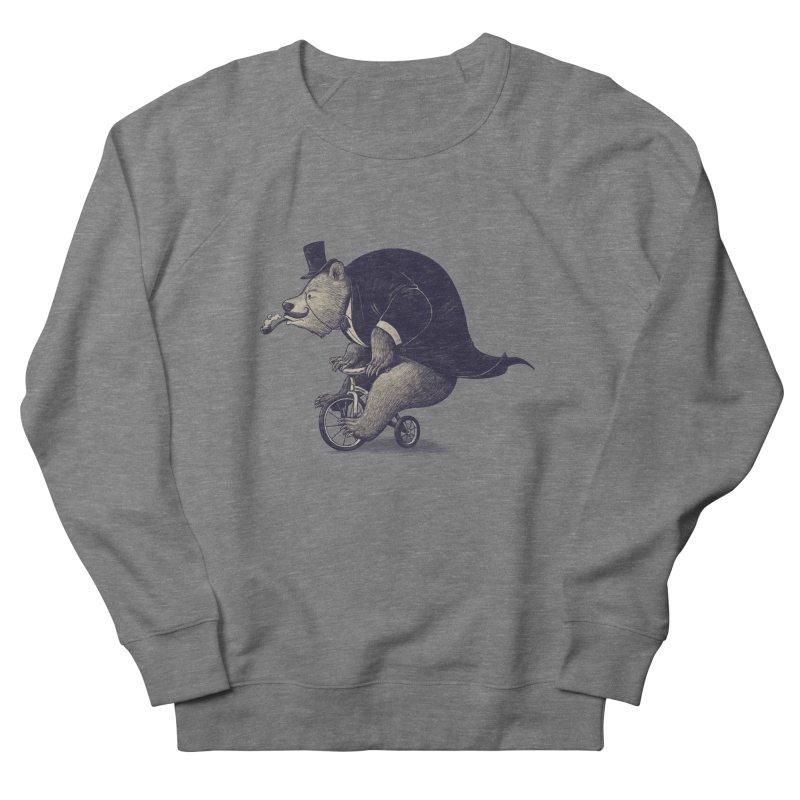 Mr.Bear Women's French Terry Sweatshirt by ES427's Artist Shop