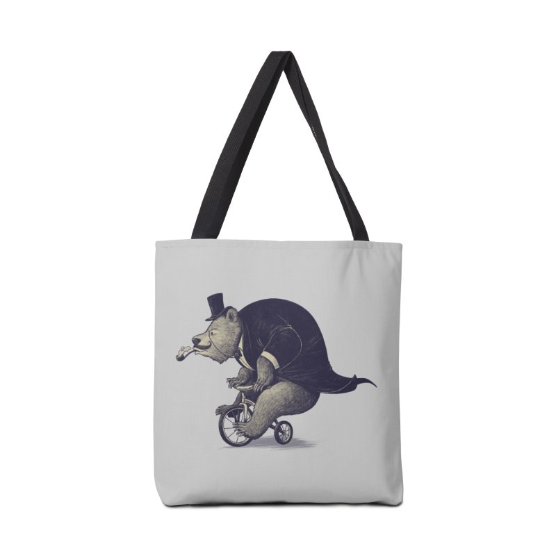 Mr.Bear Accessories Bag by ES427's Artist Shop