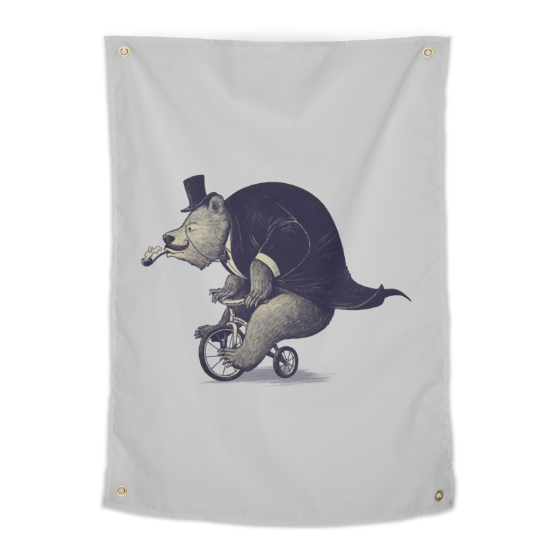 Mr.Bear Home Tapestry by ES427's Artist Shop
