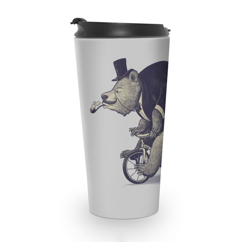 Mr.Bear Accessories Travel Mug by ES427's Artist Shop