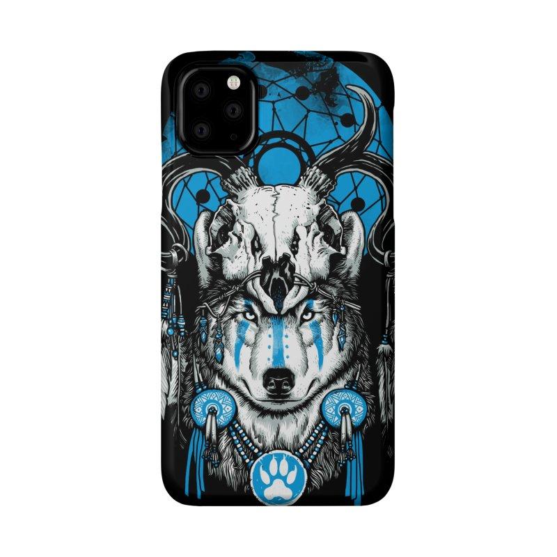 Wolf Spirit Accessories Phone Case by ES427's Artist Shop