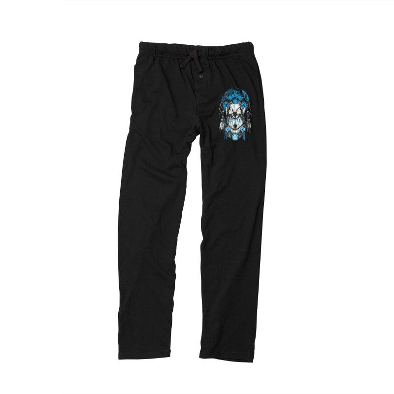 Wolf Spirit Women's Lounge Pants by ES427's Artist Shop