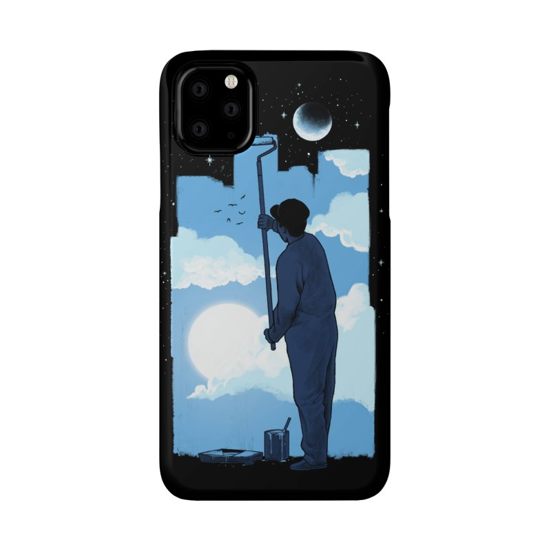 Turn of day Accessories Phone Case by ES427's Artist Shop