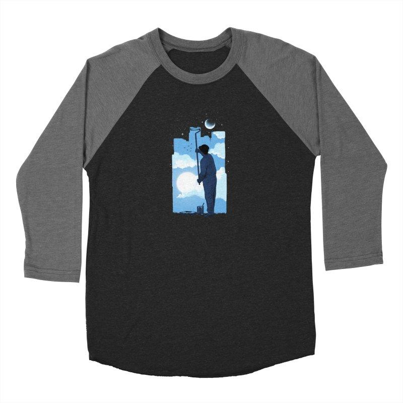 Turn of day Women's Baseball Triblend Longsleeve T-Shirt by ES427's Artist Shop