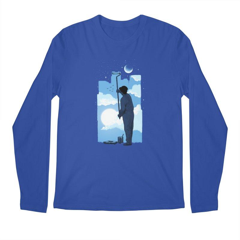 Turn of day Men's Regular Longsleeve T-Shirt by ES427's Artist Shop
