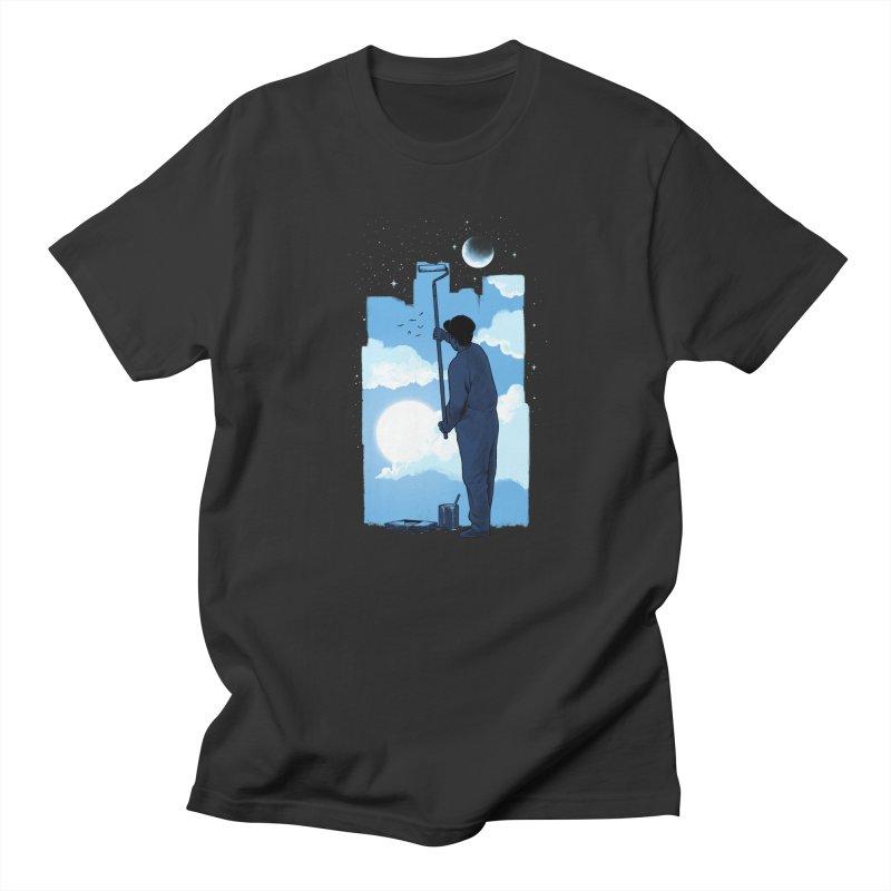 Turn of day Women's Regular Unisex T-Shirt by ES427's Artist Shop