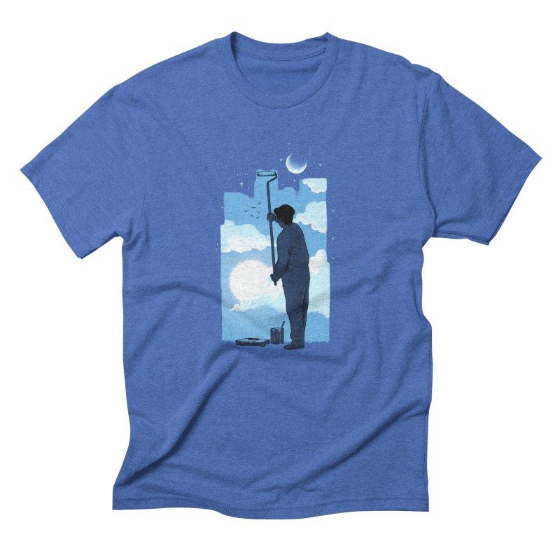 Turn of day Men's Triblend T-Shirt by ES427's Artist Shop
