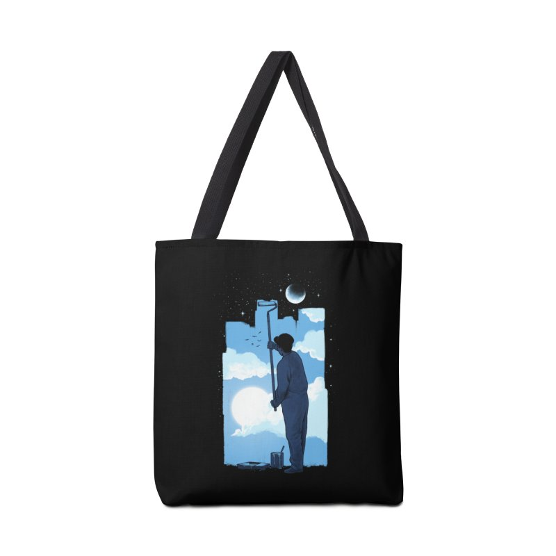 Turn of day Accessories Tote Bag Bag by ES427's Artist Shop