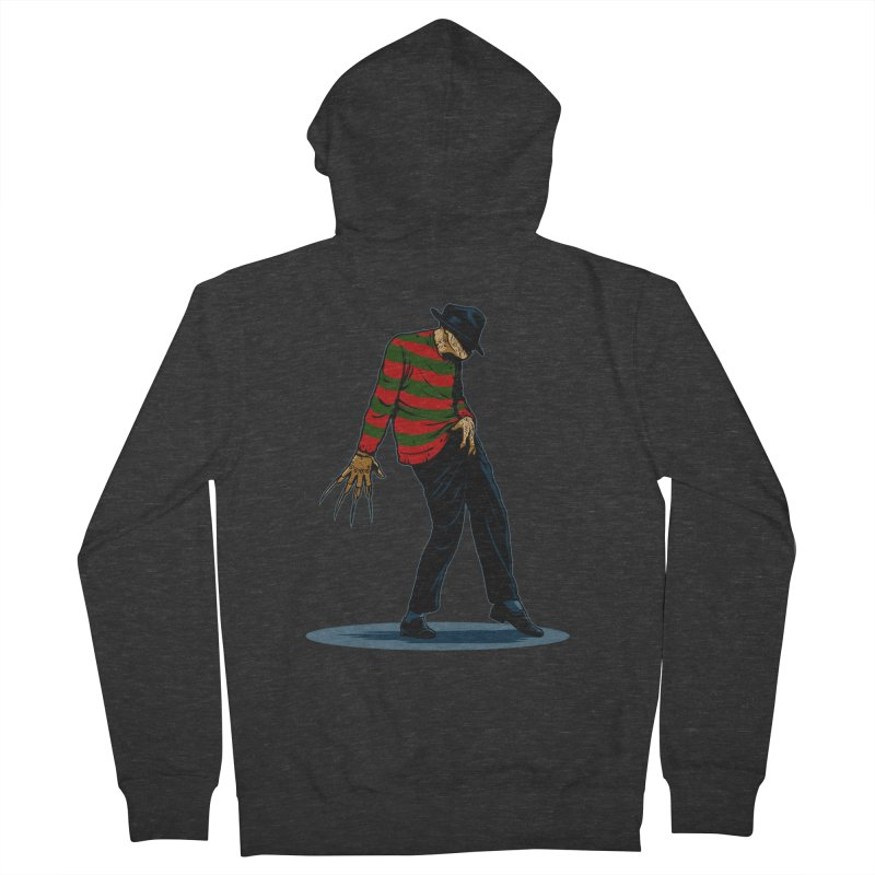 FREDDY CAN DANCE Men's Zip-Up Hoody by ES427's Artist Shop