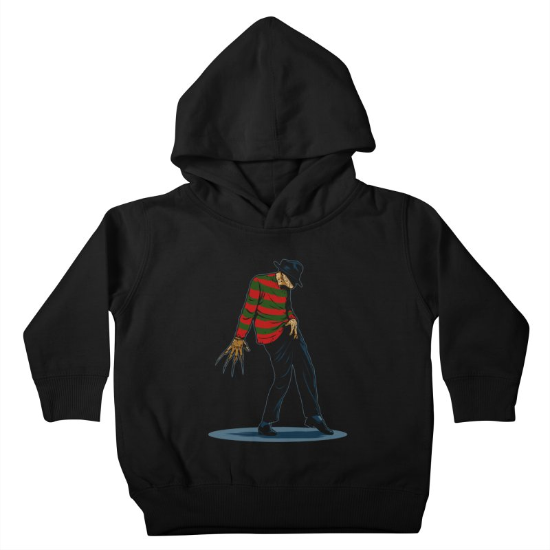 FREDDY CAN DANCE Kids Toddler Pullover Hoody by ES427's Artist Shop