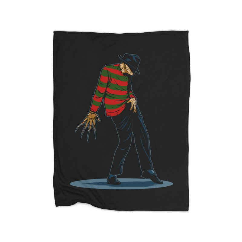 FREDDY CAN DANCE Home Blanket by ES427's Artist Shop