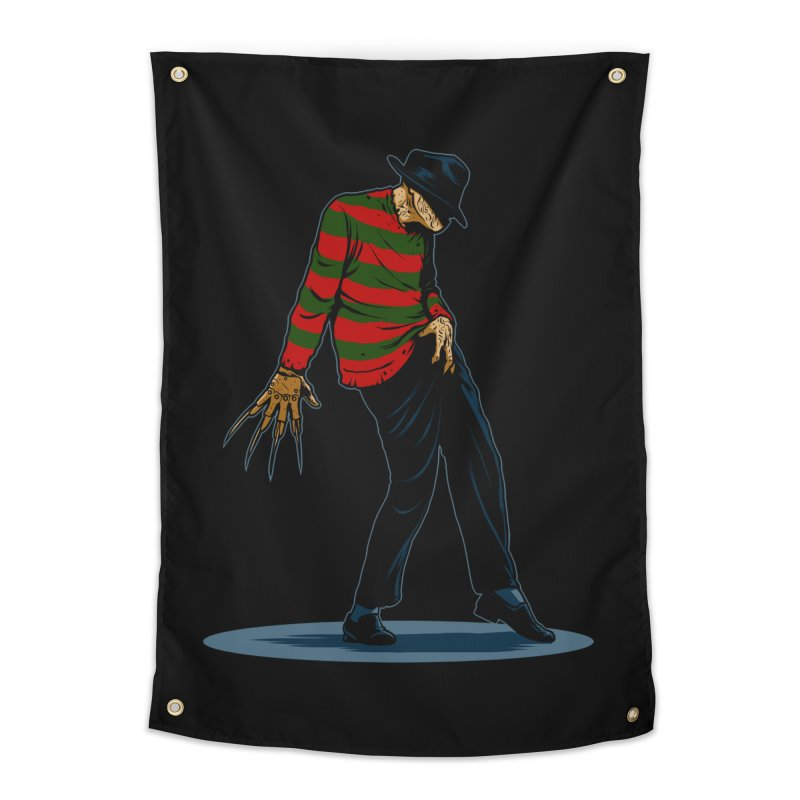 FREDDY CAN DANCE Home Tapestry by ES427's Artist Shop