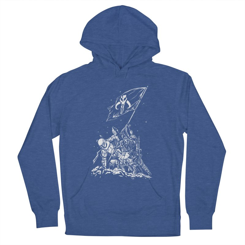 RISE OF THE BOUNTY HUNTERS Women's Pullover Hoody by ES427's Artist Shop